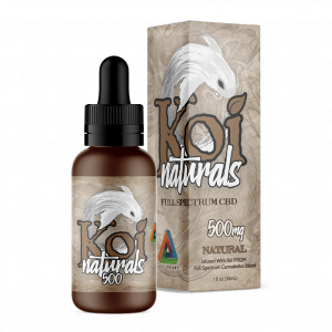 KOI FULL SPECTRUM NATURAL 500MG