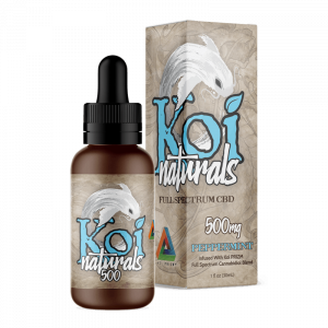 KOI FULL SPECTRUM PEPPERMINT 500MG