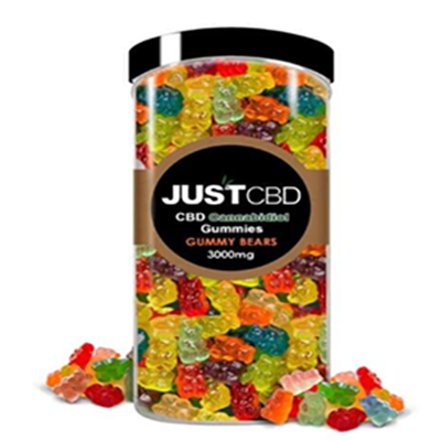 CBD GUMMIES 3000MG - GUMMY BEARS