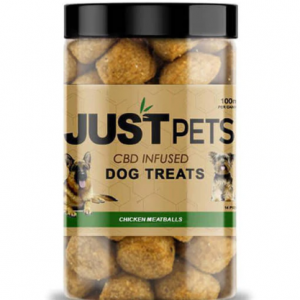 JUST PETS DOG TREATS CHICKEN BALLS