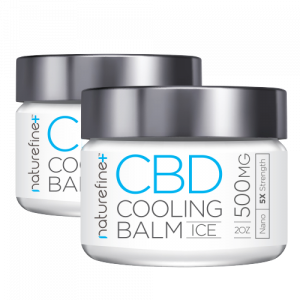 Naturefine CBD Cooling Balm 500mg