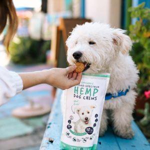 Neurogan organic hemp dog chews 30 ct
