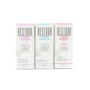 Restoor CBD Serum Tone & Texture Rejuvenation