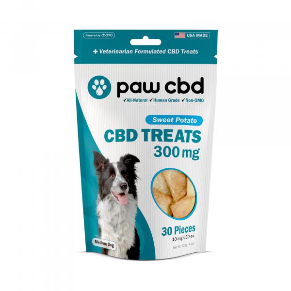Paw CBD treats 300mg