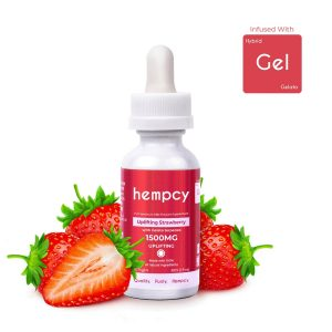 Hempcy Uplifting Tincture - 1000mg